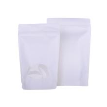индивидуальный высококачественный биоразлагаемый пакет из крафт-бумаги