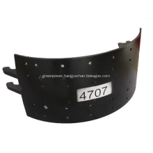 Heavy Duty Truck Mounted Brake Lining 4707