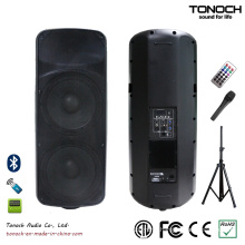 Dual 15 Inches Plastic Loudspeaker for Model THR215UB