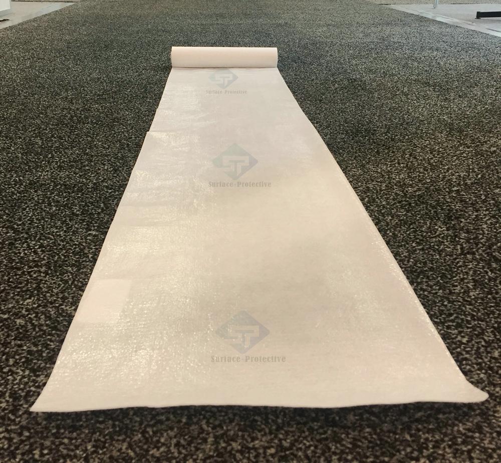 Painter Pad in Fleece Mat