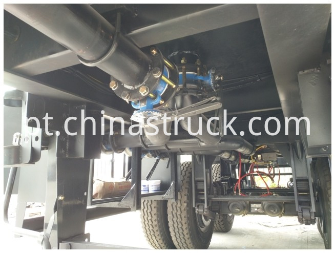 Muriatic Acid Transport Tanker Trailer