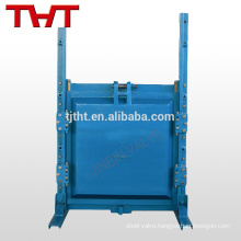 Cast iron ductile iron square penstock