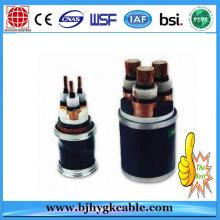 1x120 mm2 19.05/33(36)kV CU/XLPE/CTS/LLDPE/AWA/LLDPE