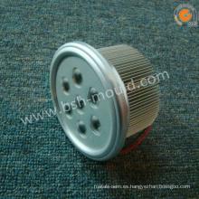 Luz interior de fundición a presión a troquel de aleación de aluminio.