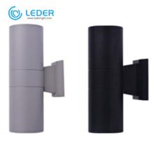 LEDER Outdoor LED Wall Lights