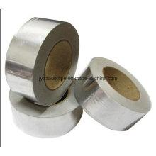 Fita de alumínio 30mil HVAC com liner de liberação fácil