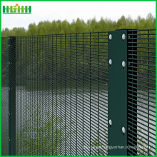 plastic 358 anti climb security fence