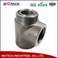 OEM de fábrica de todas las piezas de forja de acero de metal para la industria