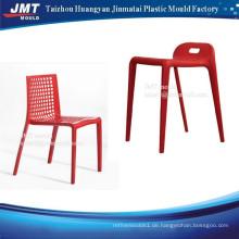 dauerhafte Einspritzung Plastikform nach Maß Einspritzung Plastikstuhlformhersteller