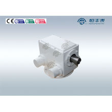 Engine Vertical Worm Gear Reducer Gearbox For Dual Drive Power Transmission