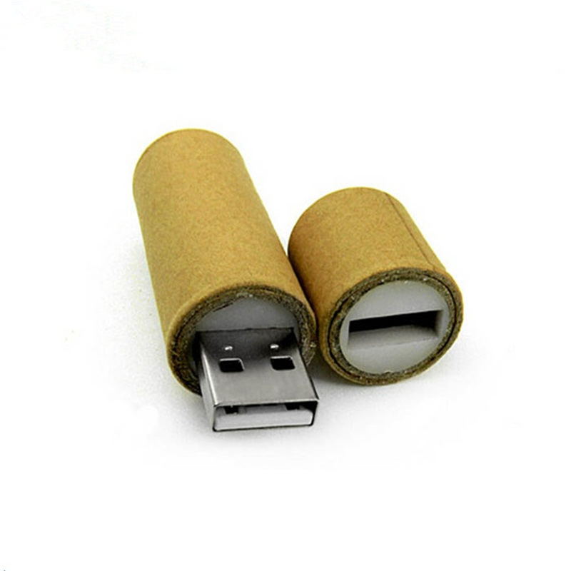 Recycled Paper Pen Drive