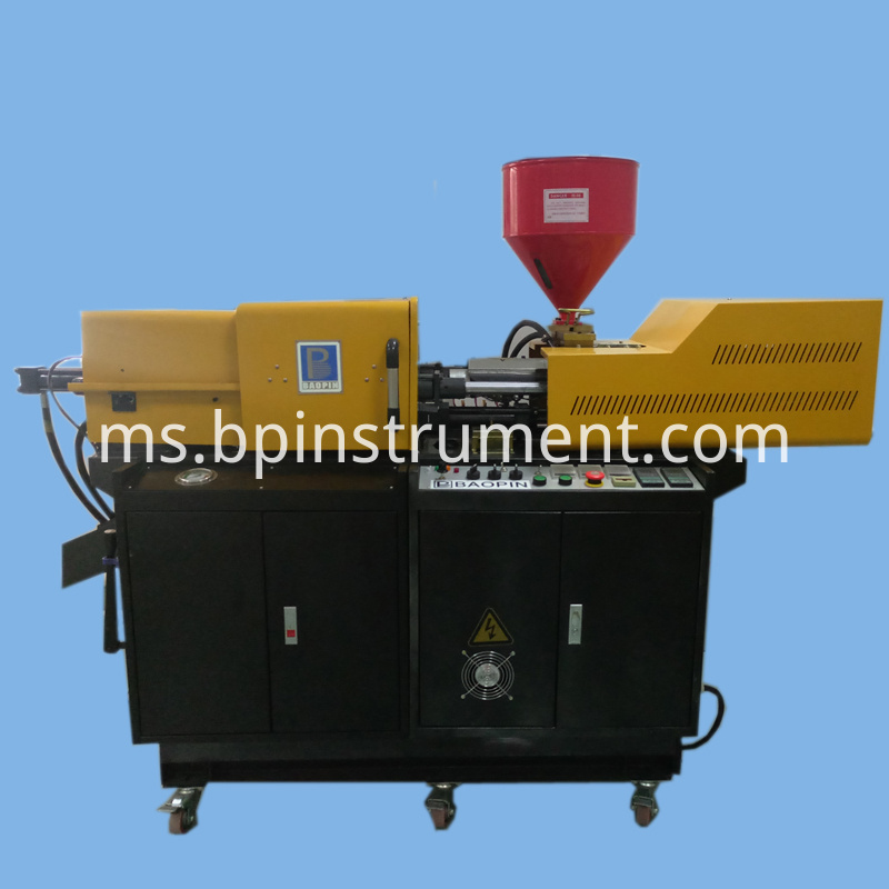 Injection Molding Machine/ Yellow