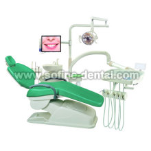 Real leather Dental Unit Chair