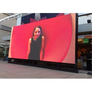 Pantalla LED de cartelera al aire libre a todo color P20mm