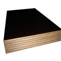 18mm 4x8 two times hardwood core wbp phenolic board black waterproof film faced plywood for construction