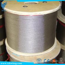 ASTM A582 AISI321 alambre de soldadura de acero inoxidable brillante y encurtido