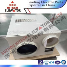 Air conditioner for passenger lift cabin