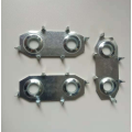 Six sharp spines stamping products