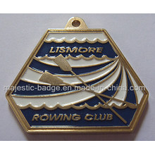 Customized 3D Gold Plating Medallion