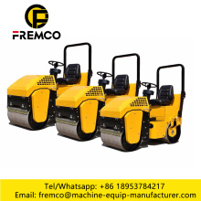Vibratory Road Roller Compactor Machine