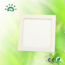 shenzhen new modern interior ceiling light fixture 95 -265v white 18w rectangular led lights panel