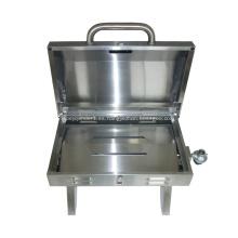 Parrilla de gas portátil de mesa de acero inoxidable