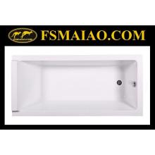 Простая стильная акриловая ванна (BA-8806)