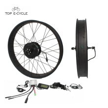 Cheap & Good quality electric bike 48V 500W conversion kit for fat tire ebike