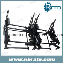 Metal Two Seats Recliner Sofa Mechanism