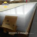 JINBAO 2-10mm cor clara de corte a laser Unti UV 4x8ft Pmma folha de acrílico
