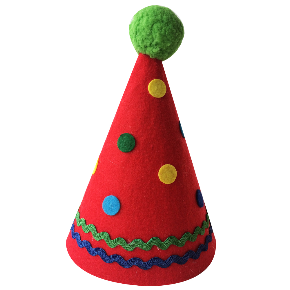Happy Birthday Party Hat For Kids