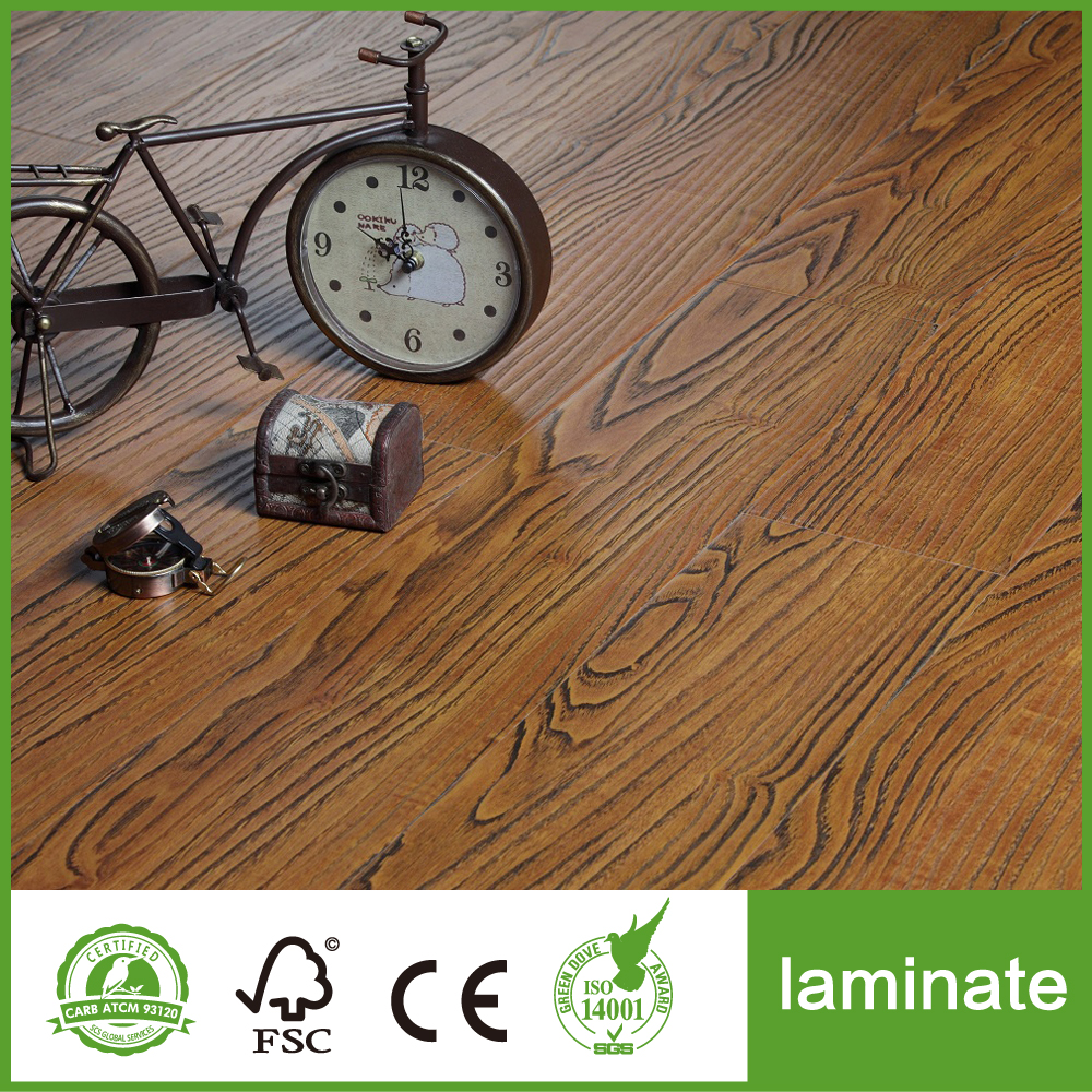 HDF Laminate Flooring 8 Mm