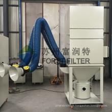 FORST Industrial Ciclón Colector de polvo piezas proveedor