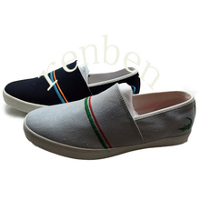 New Hot Arriving Style Men′s Casual Canvas Shoes