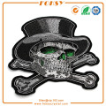 Super Cool Skull applique et broderie