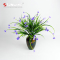 high quality beautiful artificial christmas branches with anti-uv leaves