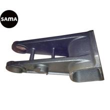 Coulée de cire perdue par précision d'acier au carbone pour des pièces d'auto
