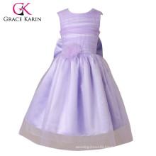 Grace Karin Light Lavender The Most Beautiful Flower Girls Dresses CL4832