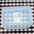 контейнер микроволновая печь отсека пластиковая еда