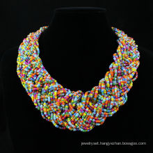 2013 beaded necklace fast shipping
