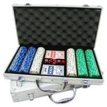 Jogo de Chips de Poker (P30L)