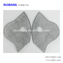 Odour Removal Industry and Daily Use Activated Carbon Filter Mask