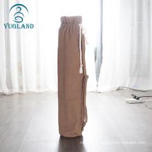 Wholesale fashion high quality eco friendly reusable waterproof yoga mat bag