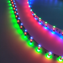 Emisora ​​lateral SMD3014 RGB120L Led Strip