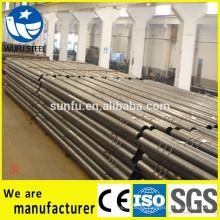 ERW tubería de acero para la construcción de refugios estación de autobuses