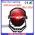 Fernbedienung Mini DMX 80w RGBW Cob Par kann Licht Preis
