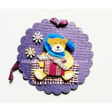 Impressão Hanging Tag Decorativo / Handmade Impresso Animal DIY Paper Craft