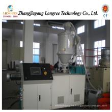 Máquina de extrusión de tubos de drenaje de suministro de agua PPR