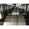 xn principal y transversal y ángulo Rollo de acero de calibre ligero que forma la máquina