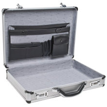 New Aluminum Briefcase Attache Case for Business (RB-450A)
